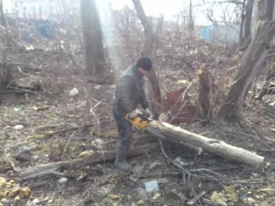 Подготовка участка под строительство в Нижнем Новгороде